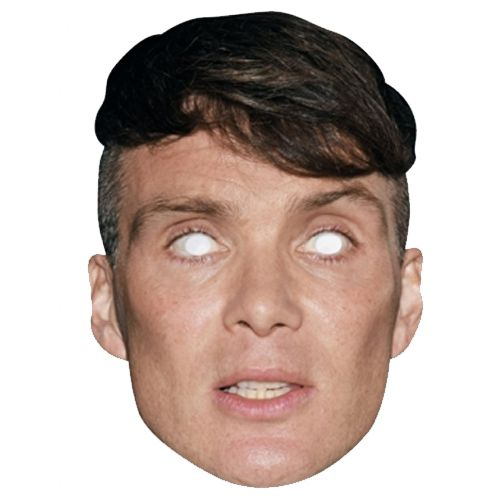Cillian Murphy Card Mask