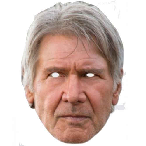 Han Solo Card Mask