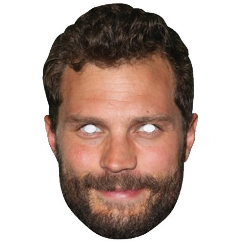 Jamie Dornan Card Mask