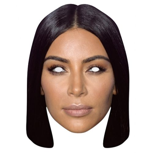 Kim Kardashian Card Mask