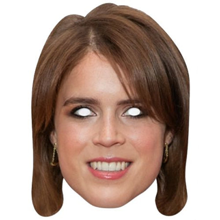Princess Eugenie Card Mask