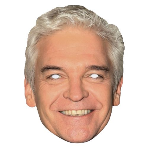Phillip Schofield Card Mask
