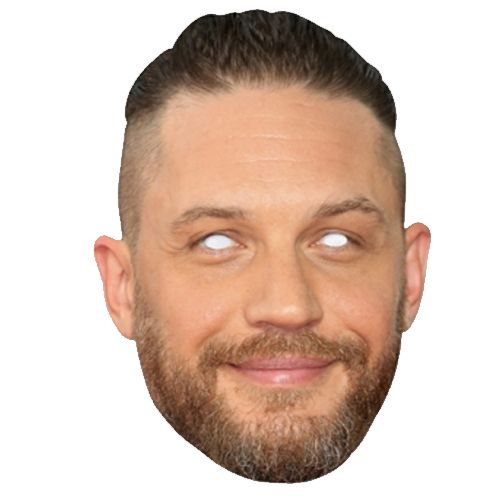 Tom Hardy Card Mask