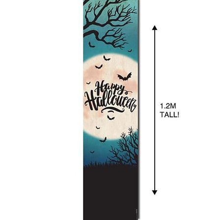 Click to view product details and reviews for Happy Halloween Portrait Wall And Door Banner Decoration 12m.