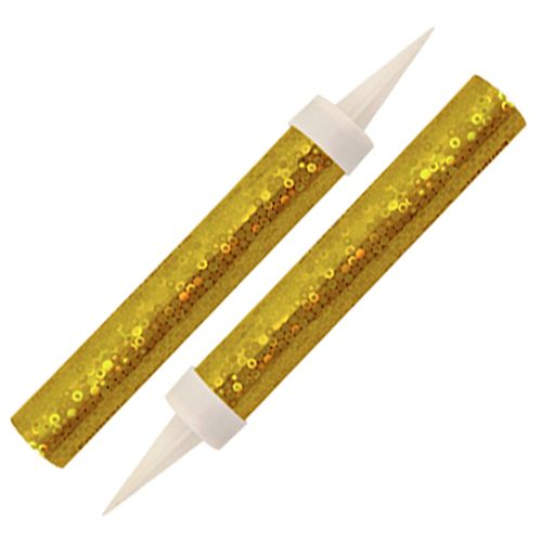 Gold Ice Fountain 12cm - Pack of 2