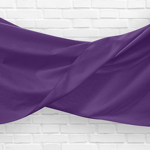 Purple Fabric Drapes - 1.1m Wide - Per Metre