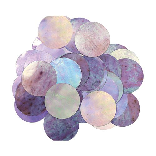 Iridescent Foil Dot 10mm Confetti - 14g