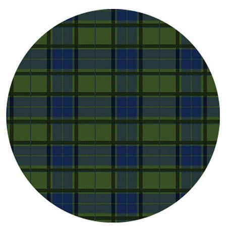 Click to view product details and reviews for Tartan Badge 58mm Pinned Back Each.