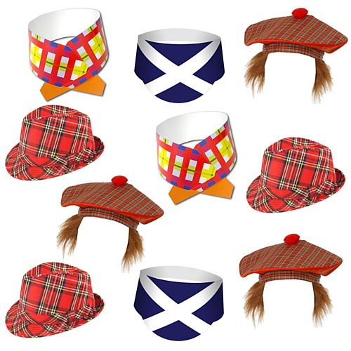 Scottish Hat Pack