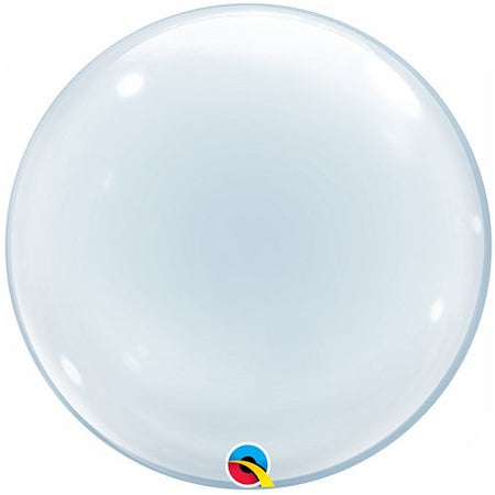 Click to view product details and reviews for Transparent Deco Bubble Balloon 24 Each.