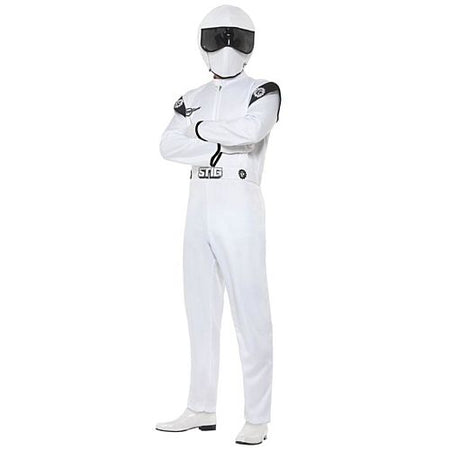 Top Gear The Stig Costume