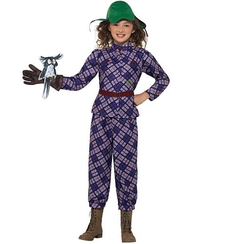 David Walliams Deluxe Awful Auntie Costume