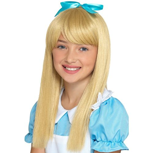 Kids Wonderland Princess Wig