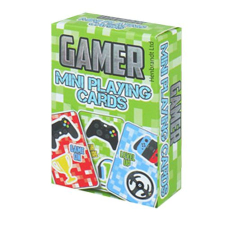 Gamer Mini Playing Cards - Each