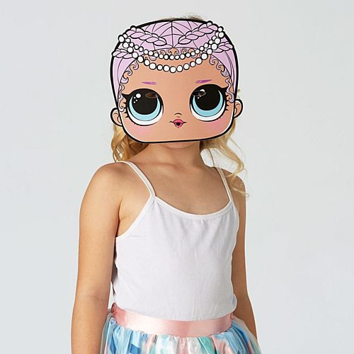 Merbaby LOL Surprise Card Mask