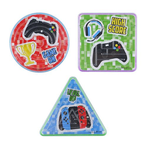 Gamer Puzzle Maze - Assorted - Each