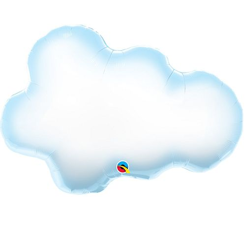Cloud Foil Balloon - 30""