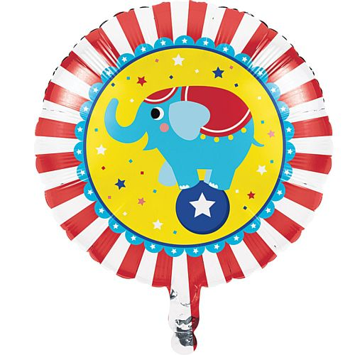 Circus Party Foil Balloon - 18""