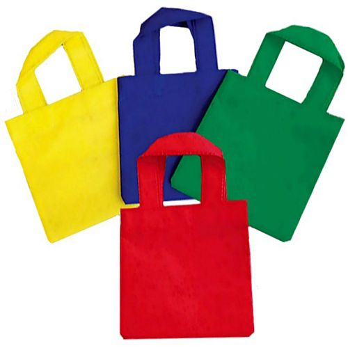 Mini Tote Fabric Party Bag - 22cm