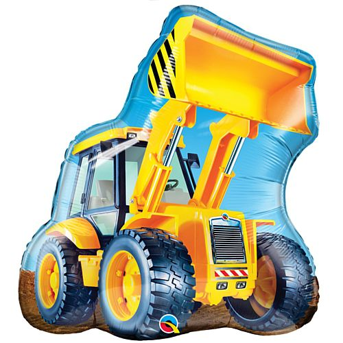 Digger Supershape Balloon - 32""