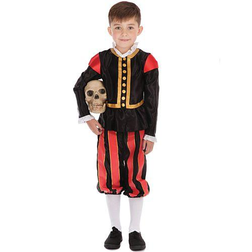 Children's William Shakespeare Costume