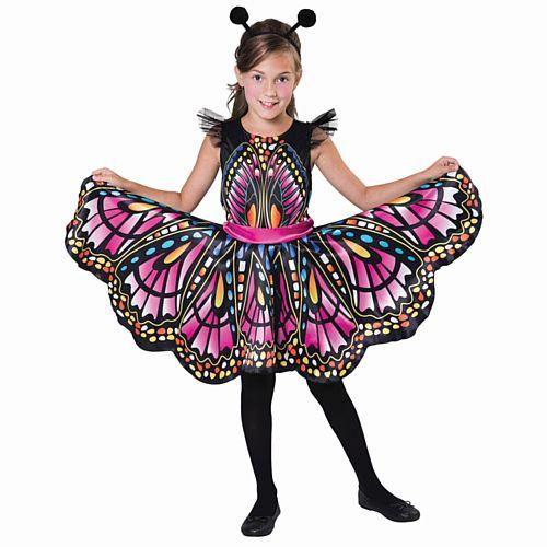 Children's Butterfly Costume