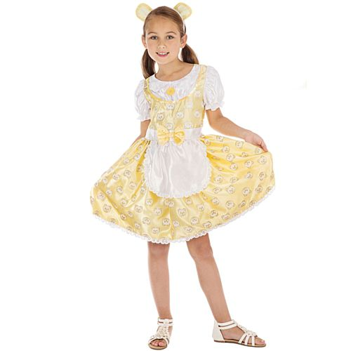 Children's Goldilocks Costume