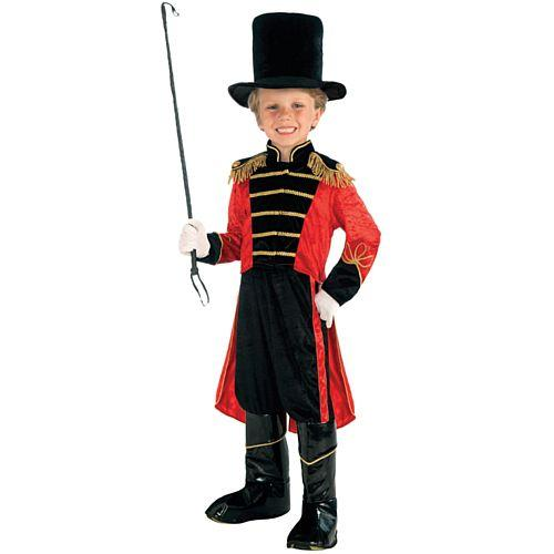 Children's Ringmaster Costume