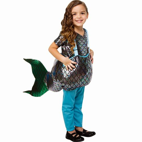 Children's Step-In Mermaid Costume