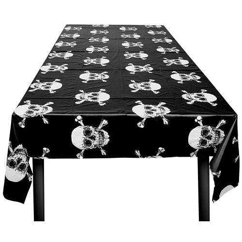 Pirate Plastic Tablecloth - 1.8m