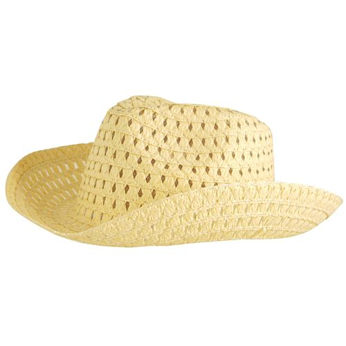 Straw Bonnet Hat - Child's - Each