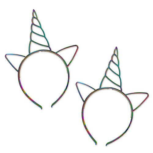 Unicorn Headbands - Pack of 2