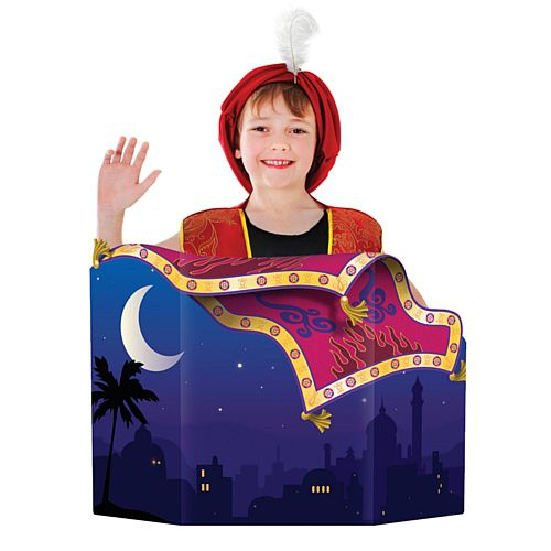 Magic Carpet Stand-In Photo Prop - 94cm
