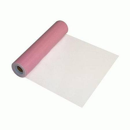 Light Pink Tulle Mesh Fabric Roll - 22m
