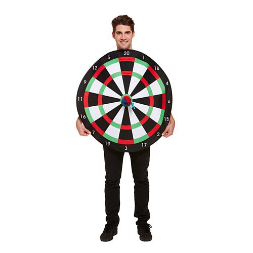 Adult Dartboard Costume