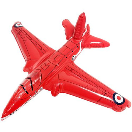 Inflatable Red Arrows Aeroplane - 50cm