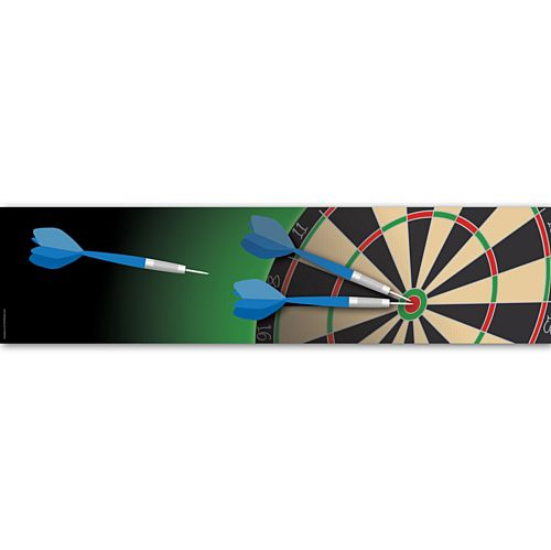 Darts Themed Banner - 1.2m
