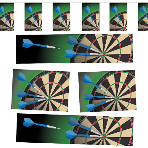 Darts Party Decoration Pack