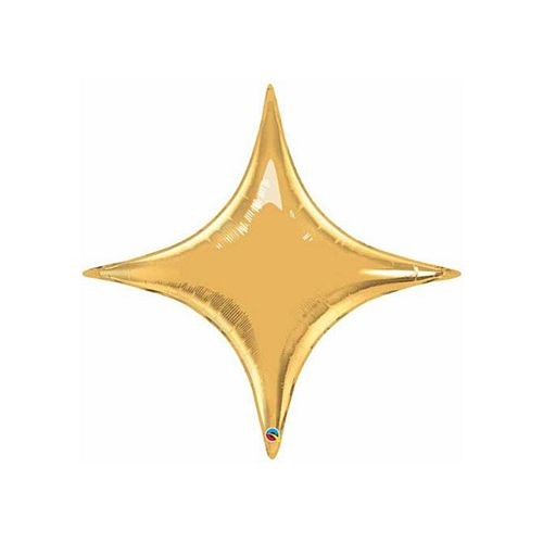 Starpoint Metallic Gold Foil Balloon - 40""