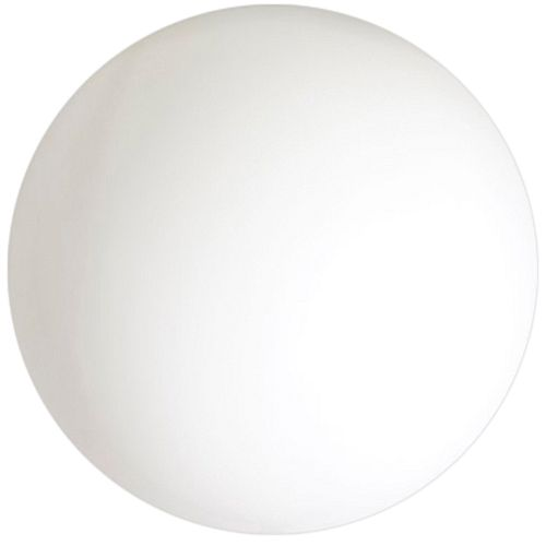 "White Giant Round Latex Balloon - 24"" - Pack of 10"