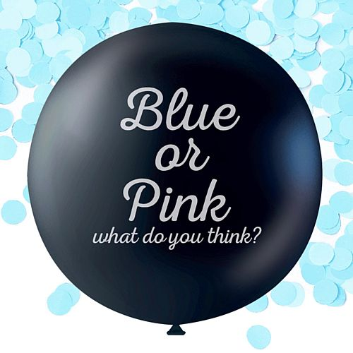 Gender Reveal Balloon - It's a Boy - 36""
