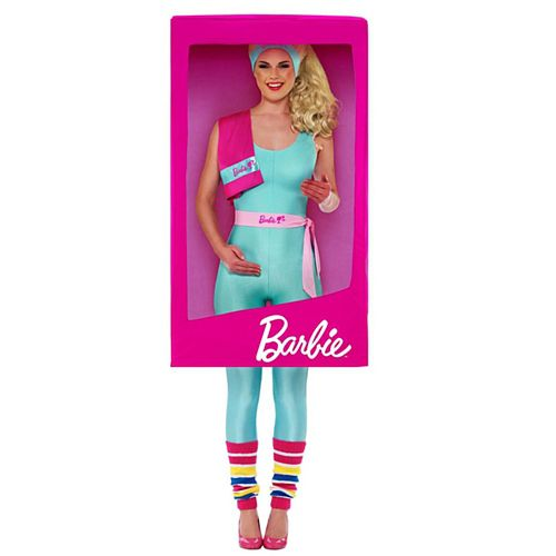 Barbie 3D Box Costume