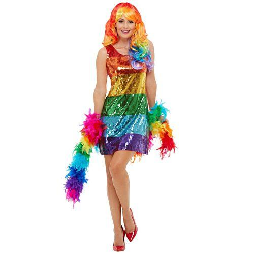 All That Glitters Rainbow Costume