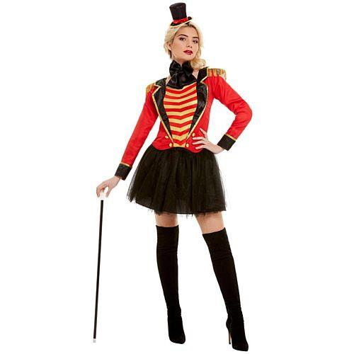 Deluxe Ringmaster Lady Costume