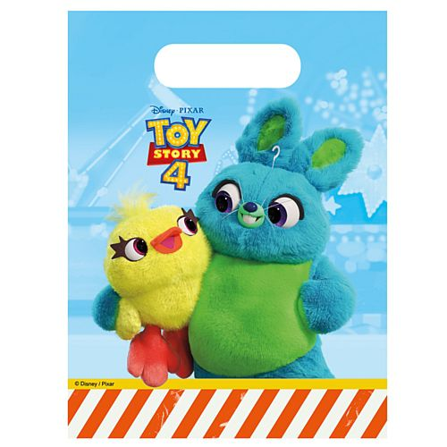 Toy Story 4 Party Bags - Pack of 6