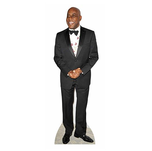 Ainsley Harriott Lifesize Cardboard Cutout - 1.9m