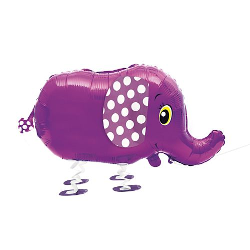 Elephant Walking Balloon - 32""