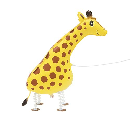 Giraffe Walking Balloon - 34""