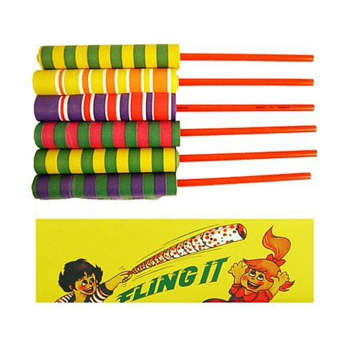 Paper Sword Flicker - Assorted - Each