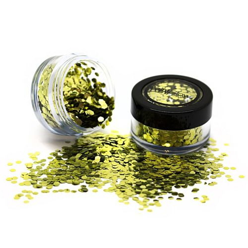 Gold Dust Chunky Biodegradable Glitter - 3g